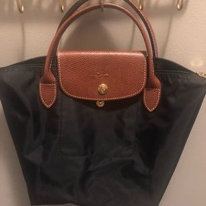 BARELY USED Longchamp